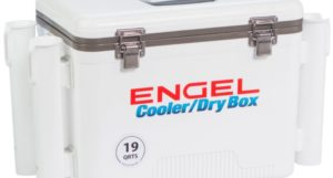 Engel-Dry-Box-Cooler-with-Rod-Holder-Review