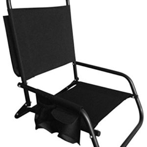 Saturn Aluminum Lightweight Folding Coastline Chair, Fishing Seat, SUP Travel Board Seat, Kayak Seat, Boat Chair.