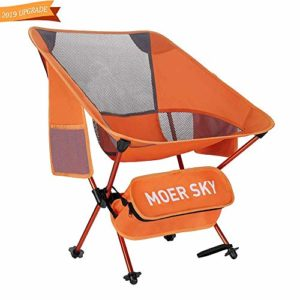 Transportable Camping Chair, Light-weight Compact Folding Backpacking Chair, Heavy Accountability 250lbs Capacity with Carry Obtain, Breathable and Cosy for Out of doorways, BBQ, Hiking, Picnic, Fishing, Competition