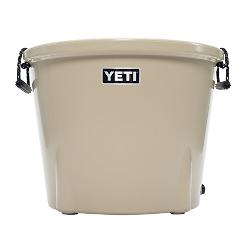 YETI Tank 85 Bucket Cooler (Desolate tract Tan)