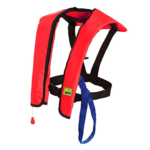 top-rate-effective-automatic-handbook-inflatable-existence-jacket-lifejacket-pfd-floating-existence-vest-inflate-survival-abet-lifesaving-pfd-classic-red-shade.jpg