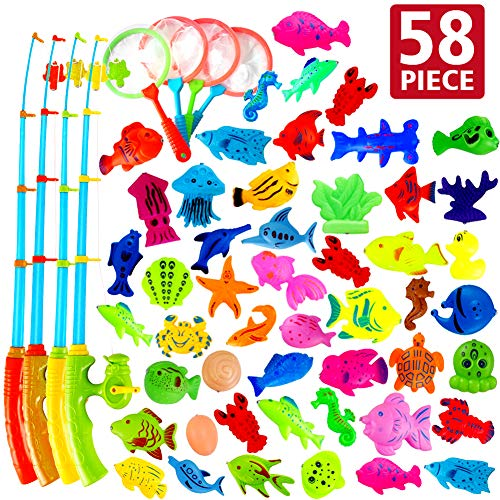 auuguu-magnetic-fishing-sport-birthday-party-favors-58-pcs-4-poles-reel-that-cranks-and-4-nets-50-floating-fishes-for-formative-years-water-desk-bath-tub-pool-floor-most-practical-poss.jpg