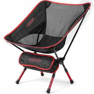 Lightweight Camping Chairs Adjustable Prime Folding for Outside Mountain mountaineering Fishing