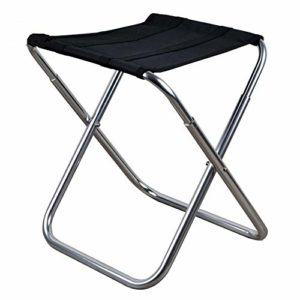 YISEA Lag Stool Foldable Light-weight Portable Monumental Measurement Folding Camping Stool for Audults, Sturdy Portable Camping Chair Stools for Camping, Hunting, Hiking, Fishing (Monumental)