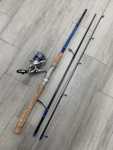 3 Piece Fishing Rods
