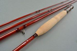 4 Piece Fishing Rods