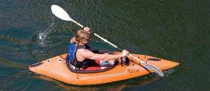 Advanced Elements Dragonfly Inflatable Kayaks