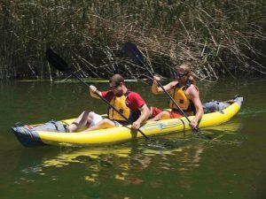 Advanced Elements Straitedge Inflatable Kayaks
