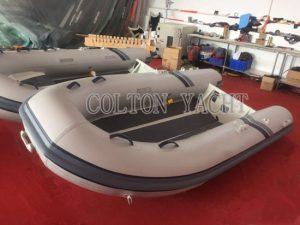 Aluminum Bottom Inflatable Boats