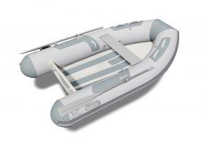 Aluminum Hull Inflatable Boats