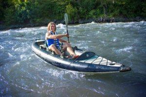 Aquaglide Blackfoot Hb Inflatable Kayaks