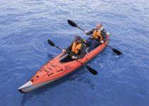 Aquaglide Yakima Inflatable Kayaks