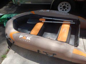 Aquarius 860 Hard Bottom Inflatable Boats