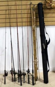 Berkley Cherrywood Fishing Rods