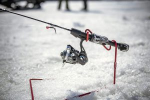 Berkley Ice Fishing Rods