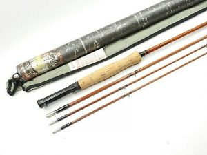 Black Beauty Fishing Rods
