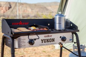 Camp Chef Outdoor Oven With 2-Burner…