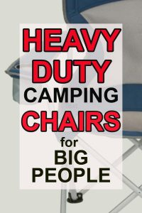 Camping Chairs 300 Lbs