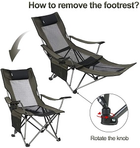 Camping Chairs For Large People