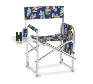 Camping Chairs With Side Table