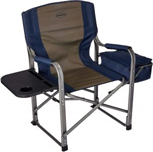 Camping Chairs With Side Table And…