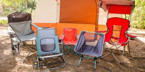Camping Chairs With Tables
