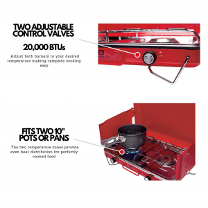 Camping Stoves And Grill