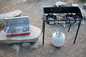 Camping Stoves Griddle Plate