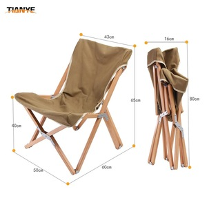 Canvas Camping Chairs