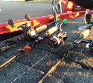 Carrott Stick Fishing Rods