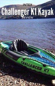 Challenger K1 Inflatable Kayaks