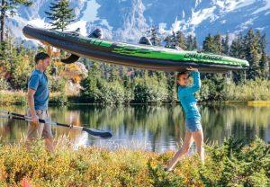Challenger K2 Inflatable Kayaks