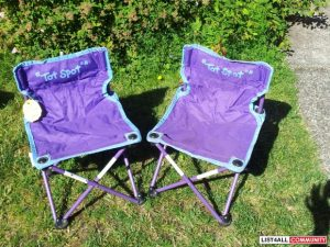 Child Camping Chairs