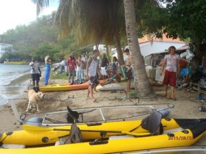 Clear Blue Hawaii Inflatable Kayaks