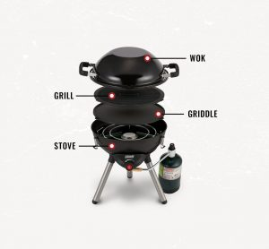 Coleman Camping Stoves Griddle