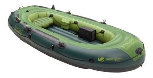 Coleman Fish Hunter Inflatable Boats