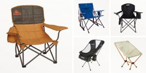 Coleman Heavy Duty Camping Chairs