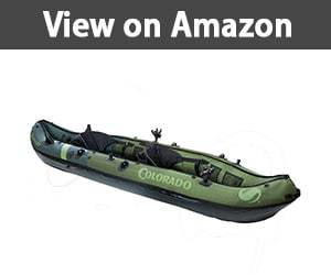 Coleman Inflatable Kayaks 1 Person