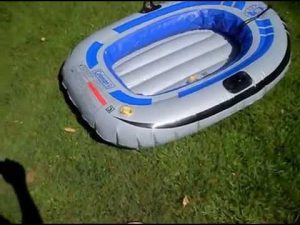 Coleman Navigator 4 Person Inflatable Boats