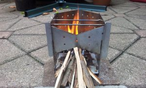 Collapsible Camping Stoves
