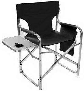 Director Camping Chairs With Table