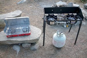 Dual Fuel Camping Stoves