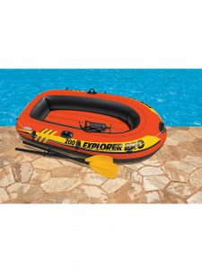 Explorer 200 Inflatable Boats