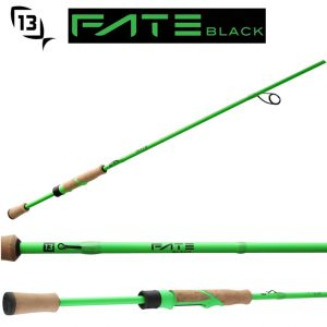 Fishing Rods Black 2
