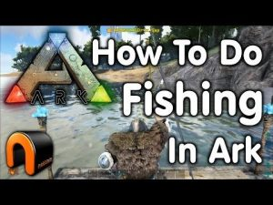 Fishing Rods Blueprint Ark