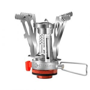 Flameless Camping Stoves