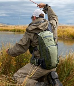 Fly Fishing Backpacks With Rod Holder