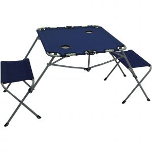 Folding Camping Chairs With Table