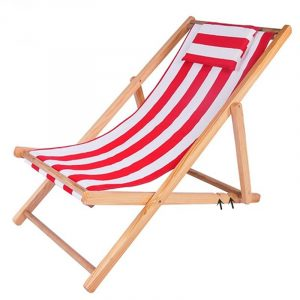 Folding Wooden Camping Chairs
