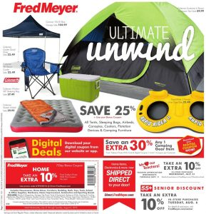 Fred Meyer Camping Chairs